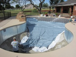 In Ground Swimming Pools San Angelo Texas Builder Contractor